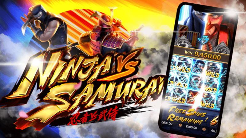 ninja vs samurai-biogaming
