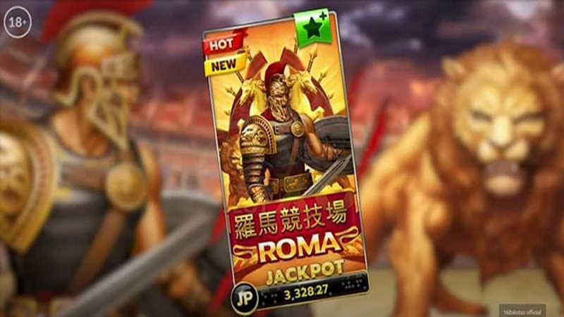 slot roma-เกมโรม่า biogaming