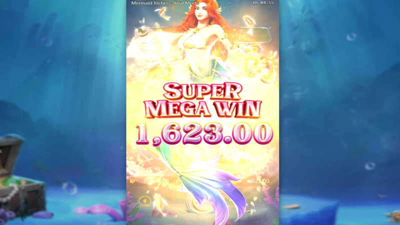 Mermaid Riches-biogame