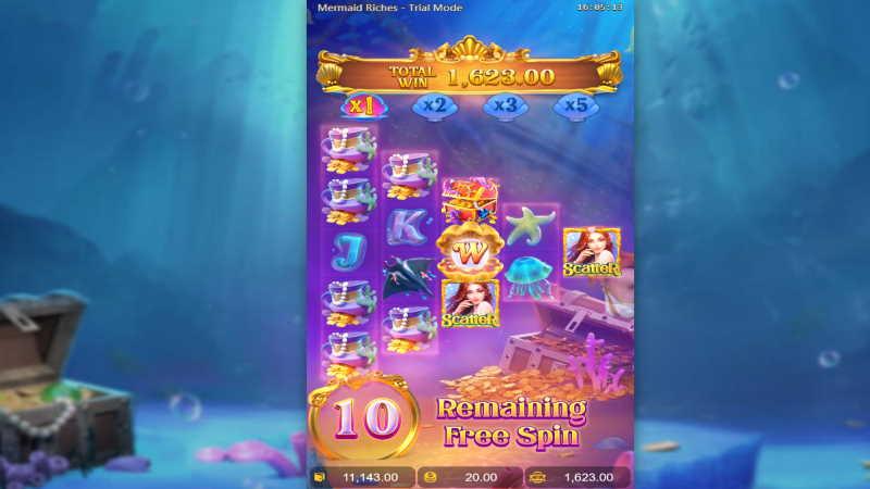 biogame-Mermaid Riches-
